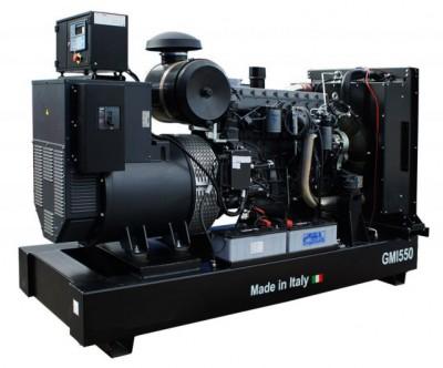 Дизельный генератор GMGen GMI550 с АВР