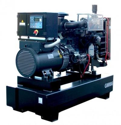 Дизельный генератор GMGen GMI66 с АВР
