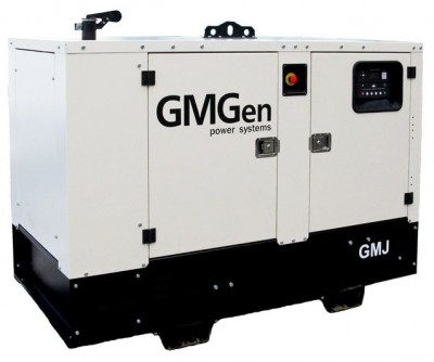 Дизельный генератор GMGen GMJ110 в кожухе