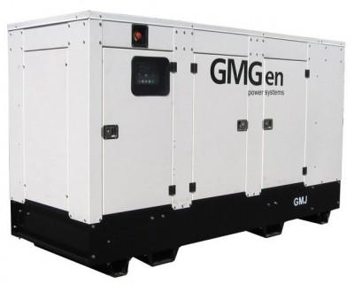 Дизельный генератор GMGen GMJ165 в кожухе с АВР