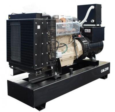 Дизельный генератор GMGen GMJ200