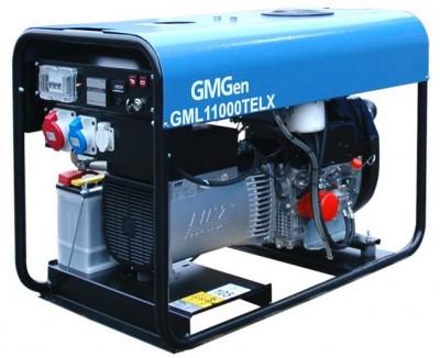Дизельный генератор GMGen GML11000ELX