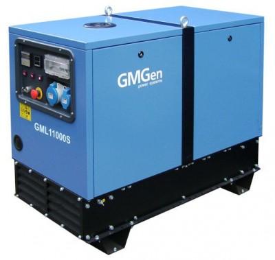 Дизельный генератор GMGen GML11000S
