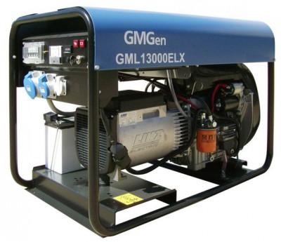 Дизельный генератор GMGen GML13000ELX с АВР