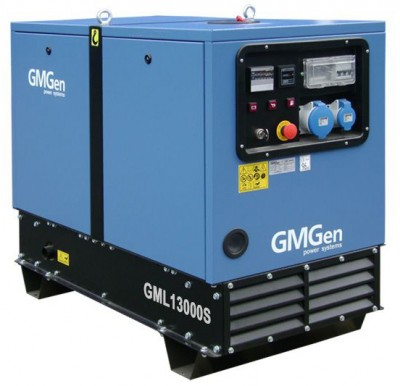 Дизельный генератор GMGen GML13000S с АВР