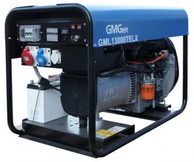 Дизельный генератор GMGen GML13000TELX