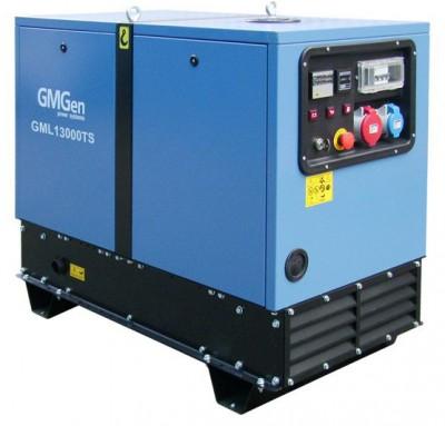 Дизельный генератор GMGen GML13000TS с АВР