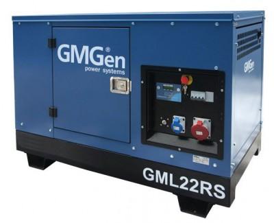 Дизельный генератор GMGen GML22RS