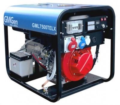 Дизельный генератор GMGen GML7500TELX