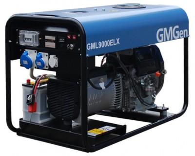 Дизельный генератор GMGen GML9000ELX