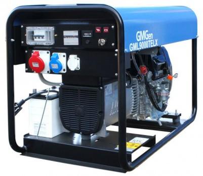 Дизельный генератор GMGen GML9000E с АВР