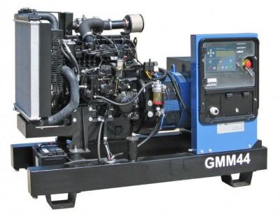 Дизельный генератор GMGen GMM44