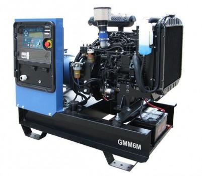 Дизельный генератор GMGen GMM6M