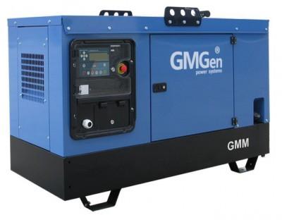 Дизельный генератор GMGen GMM12 в кожухе с АВР