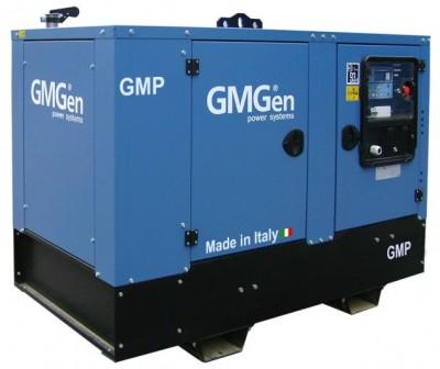 Дизельный генератор GMGen GMP33 в кожухе с АВР
