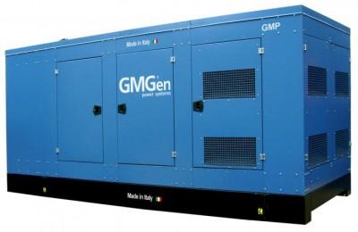 Дизельный генератор GMGen GMP450 в кожухе