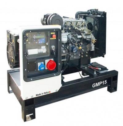 Дизельный генератор GMGen GMP15