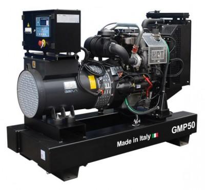 Дизельный генератор GMGen GMP50