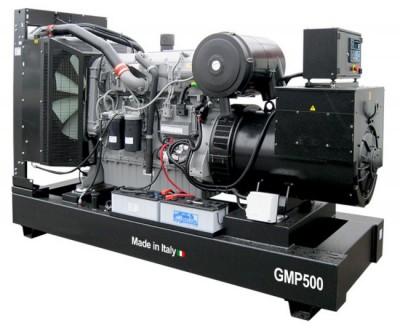 Дизельный генератор GMGen GMP500 с АВР