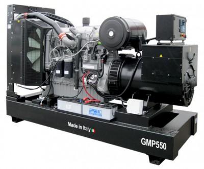 Дизельный генератор GMGen GMP550 с АВР