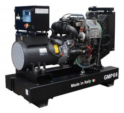 Дизельный генератор GMGen GMP66 с АВР