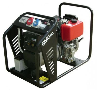 Сварочный генератор GMGen GMSD170LE