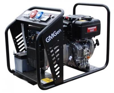 Сварочный генератор GMGen GMSD200YTE