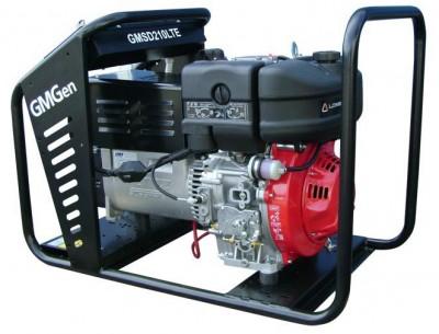 Сварочный генератор GMGen GMSD210LTE