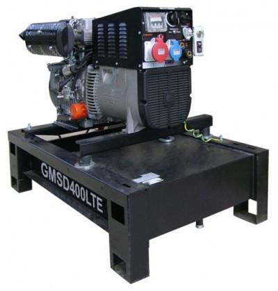 Сварочный генератор GMGen GMSD400LTE