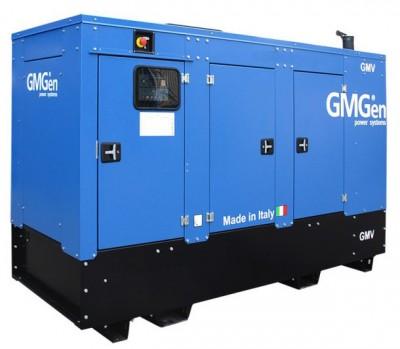 Дизельный генератор GMGen GMV150 в кожухе