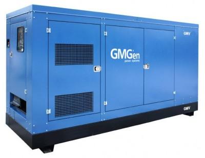 Дизельный генератор GMGen GMV400 в кожухе