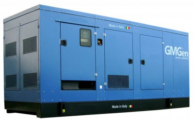 Дизельный генератор GMGen GMV550 в кожухе