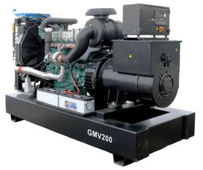 Дизельный генератор GMGen GMV200 с АВР