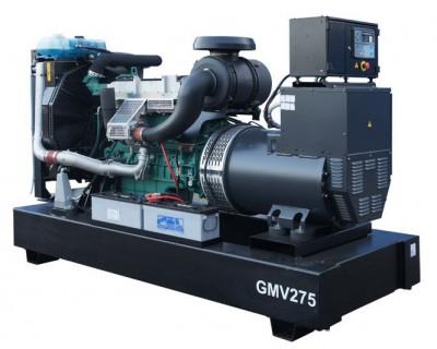 Дизельный генератор GMGen GMV275