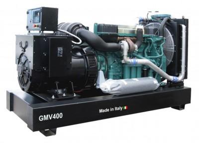 Дизельный генератор GMGen GMV400 с АВР