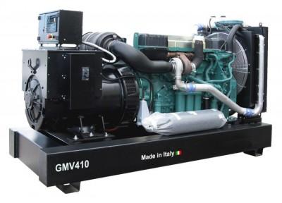 Дизельный генератор GMGen GMV410