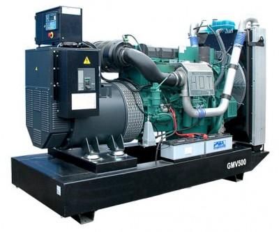 Дизельный генератор GMGen GMV500