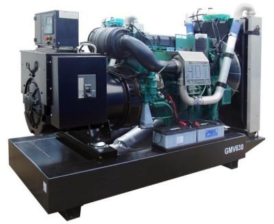 Дизельный генератор GMGen GMV600