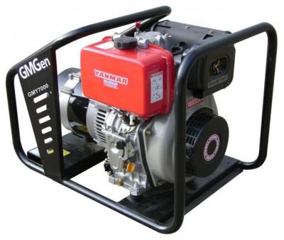 Дизельный генератор GMGen GMY7000