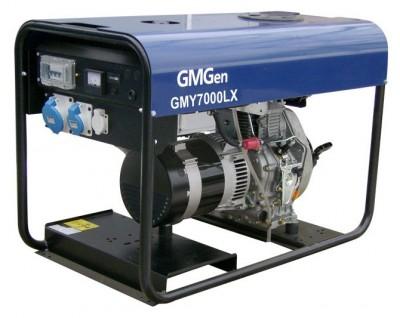 Дизельный генератор GMGen GMY7000LX
