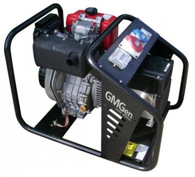 Дизельный генератор GMGen GMY7000T