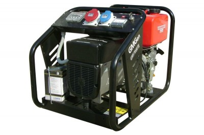 Дизельный генератор GMGen GMY7000TE