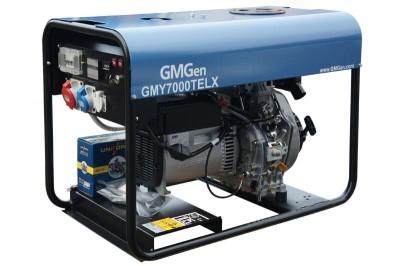 Дизельный генератор GMGen GMY7000TELX