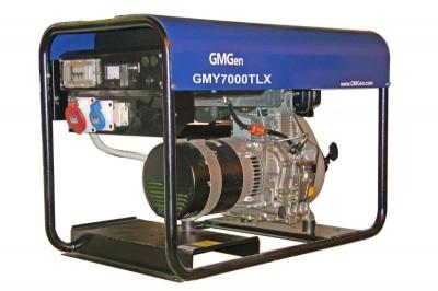 Дизельный генератор GMGen GMY7000TLX