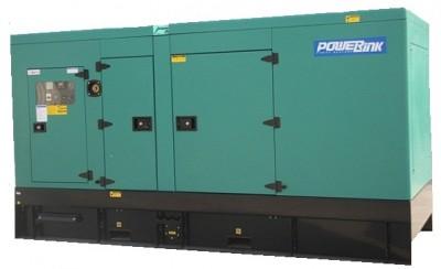Дизельный генератор Power Link GMS312PXS в кожухе с АВР
