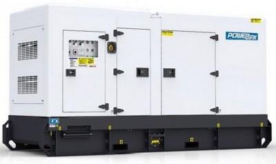 Дизельный генератор Power Link GMS450CS в кожухе