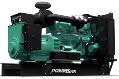 Дизельный генератор Power Link GMS350C с АВР