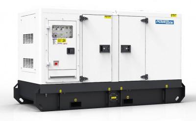 Дизельный генератор Power Link GMS45PX в кожухе