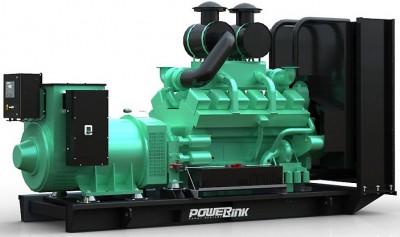 Дизельный генератор Power Link GMS750C с АВР