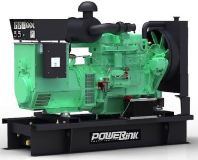 Дизельный генератор Power Link GMS100PX с АВР